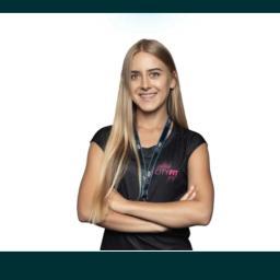 Paula Glina Trener Personalny Instruktor Pływania - Sporty drużynowe, treningi Poznań