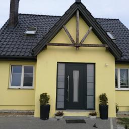Domy murowane Bobrowniki 1