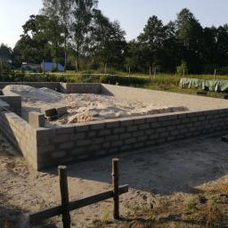 Domy murowane Bobrowniki 2