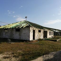 Domy murowane Bobrowniki 4