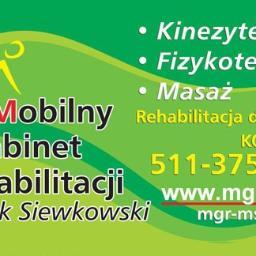 Mobilny Gabinet Rehabilitacji Marek Siewkowski - Rehabilitanci medyczni Tarnowskie Góry