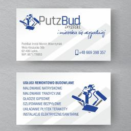PutzBud-Instal - Szpachlowanie Słupca