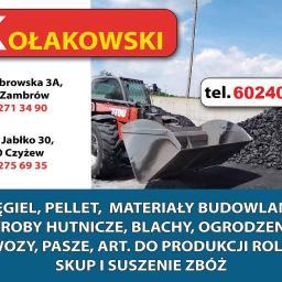 Handel Artykułami Przemysłowymi Kołakowski Krzysztof - Dostawcy i producenci Zambrów