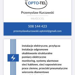 OPTO-TEL Przemysław Kurzawski - Firma Oświetleniowa Rypin