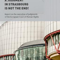 Tłumaczenie na język angielski publikacji o wykonywaniu wyroków Europejskiego Trybunału Praw Człowieka.