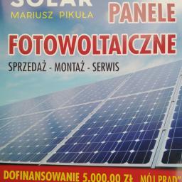 """P. H. U. """"MARIO-TRANS"""" Mariusz Pikuła, FOTO SOLAR Mariusz Pikuła - Energia Geotermalna Zawiercie"""