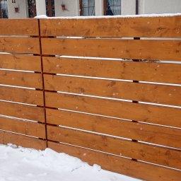 Staluminox - Ogrodzenia panelowe Leśniewo