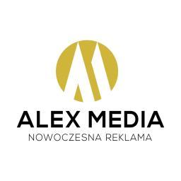 Alex Media - Nowoczesna reklama - Usługi Reklamowe Kęty