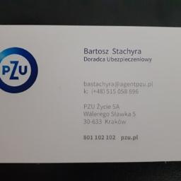 Bartosz Stachyra - Grupówki Kraków