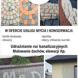 Mr.D Dariusz Gabryszewski - Mycie dachów Włocławek