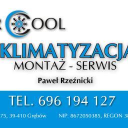 Air Cool klimatyzacja montaż serwis - Instalacje grzewcze Stalowa Wola