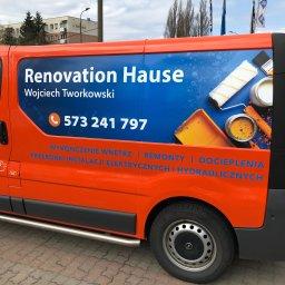 Renovation Hause Wojciech Tworkowski - Przeniesienie Licznika Gazowego Księżyno