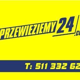 PRZEWIEZIEMY24 - Przeprowadzki Mława