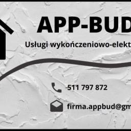 APP-BUD - Kładzenie Gładzi Lublin