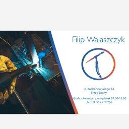 FW WELDING FILIP WALASZCZYK - Balustrady Kute Brzeg Dolny
