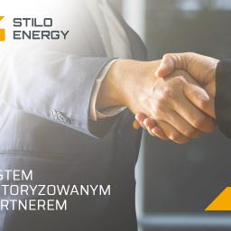 Jestem Autoryzowanym Partnerem Handlowym Stilo Energy S.A.