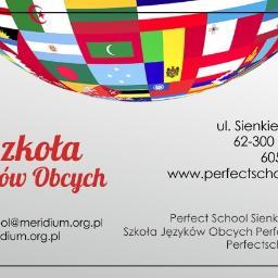 Perfect School - Kurs włoskiego Września