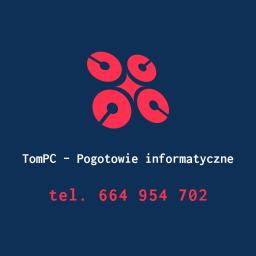 Serwis komputerowy TomPC - naprawa, serwis, konsultacje - Naprawa komputerów Gliwice