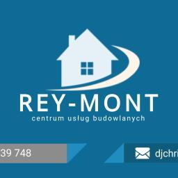 Rey-Mont Centrum Usług Budowlanych - Płyta karton gips Częstochowa
