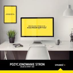 Xeromatic Wrocław - Agencja reklamowa Wrocław