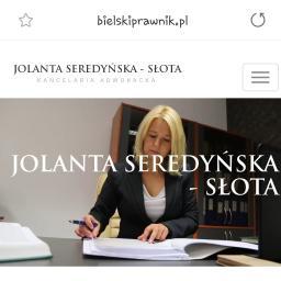 Adwokat Jolanta Seredyńska-Słota - Obsługa prawna firm Bielsko-Biała