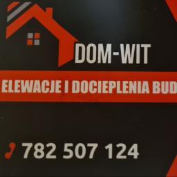 Dom-Wit - Firmy budowlane Myszków
