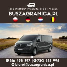 injobs.pl Sp. z o.o. - Transport busem Mrągowo