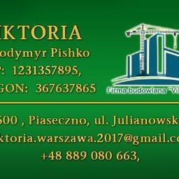 VIKTORIA – Volodymyr Pishko - Altanki Piaseczno