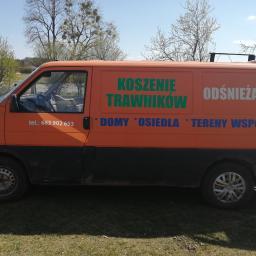 Koszenie/dowóz drewna Sulewski - Prace działkowe Napiwoda