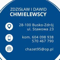 P.H.U. CHAZET - Remont łazienki Busko-Zdrój