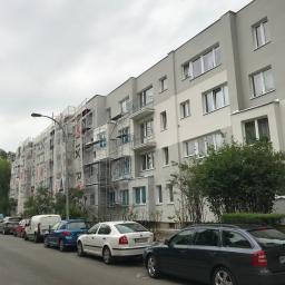 MOVEX Mariusz Rówienicz - Elewacja Domu Rembelszczyzna