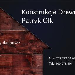 Konstrukcje Drewniane Patryk Olk - Naprawa dachów Ostrołęka