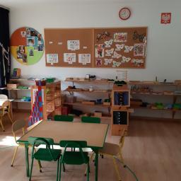 Przedszkole Montessori Koniczynka - Przedszkole Warszawa