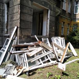 Wymiana okien dla nowej kancelarii prawnej