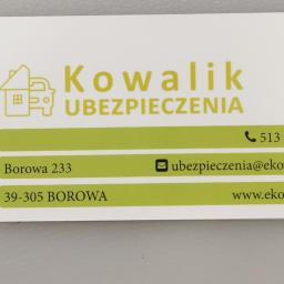 KOWALIK UBEZPIECZENIA Klaudia Milewczyk - Leasing Konsumencki Borowa