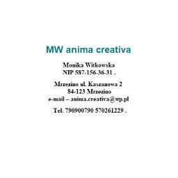 MW Anima Creativa Monika Witkowska - Tarasy Mrzezino