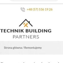 Technikbuilding - Sprzątanie Kołobrzeg