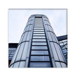 Fotografia Architektury 🏢🏙📸🖤 Planetarium EC1 w pięknej Łodzi 💙🪐☄️