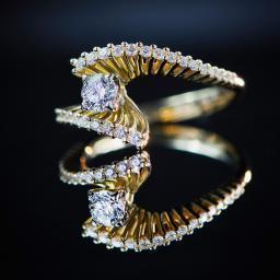 Fotografia produktowa wykonana dla CHILLI Jewellery | 2020 rok
