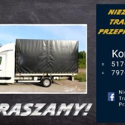 Niezgodzki Transport Przeprowadzki - Przeprowadzki Oborniki