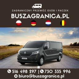 BusZagranica - Transport busem Mrągowo