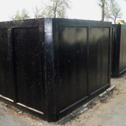 P.W. Dąb-bet - Instalacje sanitarne Kiedrzyn