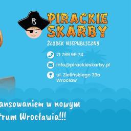 Żłobek Pirackie Skarby - Przedszkole Wrocław