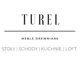 Turel - meble drewniane - Stolarz Białystok