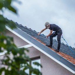Malowanie dachow elewacji mieszkań i nie tylko - Instalatorstwo Elektryczne Kietrz