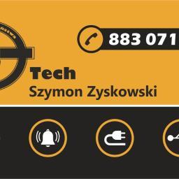 Z-Tech Szymon Zyskowski - Projektant instalacji elektrycznych Łyse