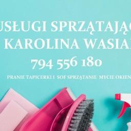 usługi sprzątające karolina wasiak - Sprzątanie biur Zgierz