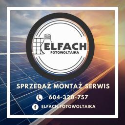 ELFACH FOTOWOLTAIKA - Energia odnawialna Limanowa