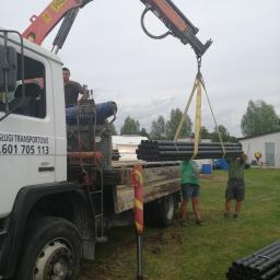 CZENI-TRANS - Firma transportowa Gorzów Wielkopolski