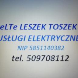eLTe LESZEK TOSZEK USŁUGI ELEKTRYCZNE - Oświetlenie Łazienki Gdańsk